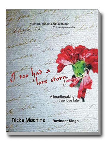 Get Free eBook : I Too Had A Love Story by Ravinder Singh