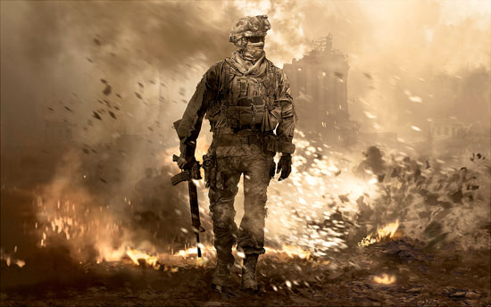 call of duty Have the Entertainment with Latest PC Games