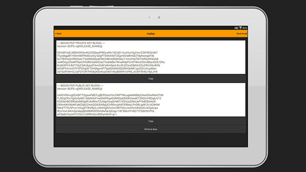 PGPTools-android